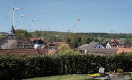Regierungspräsidium Kassel sagt Nein zum Windpark Nentershausen-Wildeck