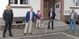 Grundschule Storndorf an schnelles Internet angeschlossen