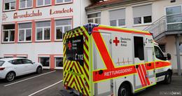 Wespen-Alarm: Medizinischer Notfall in Grundschule Landeck