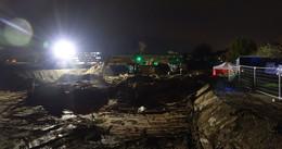 Im Stadtteil Gallus: 500 Kilo-Weltkriegsbombe auf Baustelle entdeckt