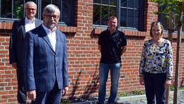 40 Jahre beim DRK-Kreisverband: Volker Laubenthal sagt Tschüss