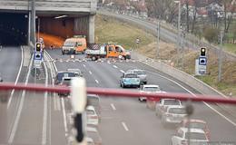Wegen Wartungsarbeiten: A 66-Tunnel ab kommender Woche nachts gesperrt