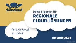 Ihr regionaler Cloud-Experte: rhöncloud-Lösungen für jeden Bedarf