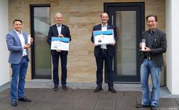 RENSCH-HAUS feiert Doppelsieg beim Deutschen Musterhauspreis 2020