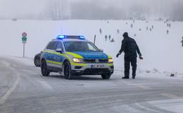 Die Rhön: Wintersport-Freude und Corona-Pandemie - Passt das zusammen?