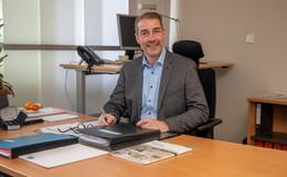 Bürgermeister Mark Bagus' erster Tag im Amt: Herzlich aufgenommen worden