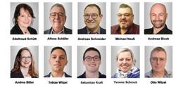 CWE Kandidatenliste Eichenzell mit neuen Mitgliedern zur Kommunalwahl 2021