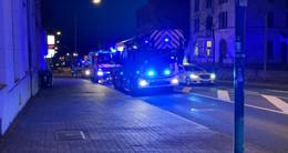 Brand in der Brauhausstraße: Rettungskräfte rücken schnell wieder ab