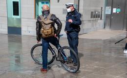 sicher.mobil.leben - Radfahrende im Blick: Polizei zieht positive Bilanz