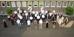 Festliche Verabschiedung der 49 Abiturienten an den Beruflichen Schulen