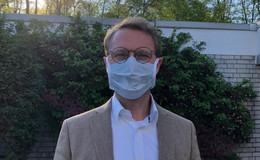Mit Corona infiziert: Dr. Jens Mischak über Krankheitsverlauf und Home-Office