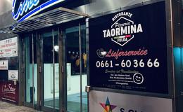 Lieferservice der Pizzeria Taormina: Pizza, Pasta und Salat nach Hause