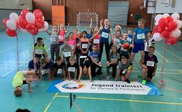 Jugend trainiert: Wigbertschule setzt Zeichen für den Schulsport