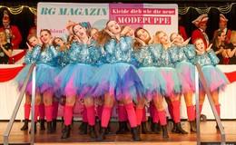 Grandiose Show-Tanz-Time des KVB -  20 Tanzgruppen heizen ein
