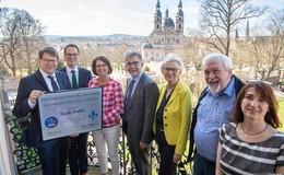 Erste Sternenstadt Deutschlands: Zertifikat für die Barockstadt