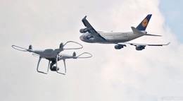 Drohnensichtung: Flughafen Frankfurt (FRA) nach Kontrolle wieder frei