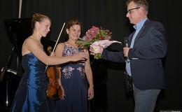 Benefizkonzert: Ausnahme-Geigerin Marit Neuhof (22) flasht das Publikum