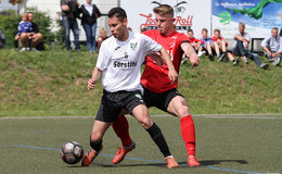 Neuhof gegen Griesheim, Versuch Nummer zwei