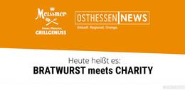 Heute ab 13 Uhr: Bratwurst meets Charity am Fuldaer Weihnachtsmarkt