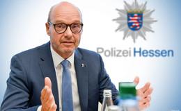 Innenminister Beuth präsentiert: Roland Ullmann wird Landespolizeipräsident