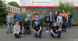 Junges Tüftler-Team entwickelt Hilfstechnik für Caritas-Werkstatt