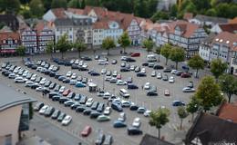 Reduzierte Parkgebühren am Marktplatz sollen bis Ende März bestehen bleiben