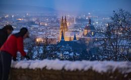 Winterliches Fulda: Die schneebedeckte Barockstadt am Wochenende