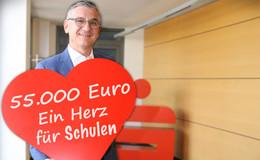 Sparkasse Oberhessen vergibt 55.000 Euro Sonderförderung