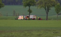 Polizeibeamter (36) stirbt nach Frontalcrash auf Landstraße bei Münch-Leusel