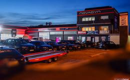 Novadyn Karosserie- und Lackierzentrum nach Umbau neu eröffnet
