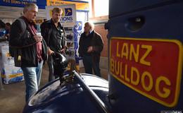 Bulldog-Messe in der Hessenhalle: ein Paradies für Landwirtschaftsfans