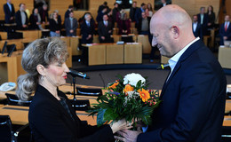 Wahl-Krimi: Thomas Kemmerich (FDP) ist neuer Thüringer Ministerpräsident