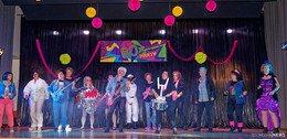80er-Party heizt Publikum ein - Große Bilderserie von Arnd Rössel