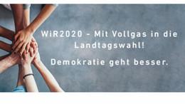 WiR2020 kommt zum Landesparteitag: Wir halten uns an die Regeln