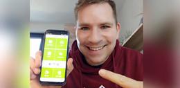 Adrian Kehr bringt Rhön Harmonika App raus: Rund ums Lieblingsinstrument