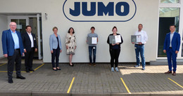 Deutschen Ideenmanagement-Preis 2021: Zwei Auszeichnungen für Jumo