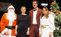 Jubiläumskonzert der Kreismusikschule Hersfeld-Rotenburg am ersten Advent