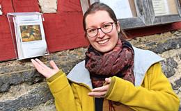Pfarrerin Carina Schmidt-Marburger ist neue Vakanzvertretung in Billertshausen