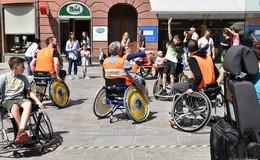 Nachwuchs dringend gesucht - Lobbyarbeit für Menschen mit Handicap