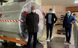 Versorgungslücke geschlossen: Offenes MRT am Krankenhaus Eichhof