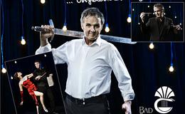 Am 28.12. wird es magisch: Zaubershow mit Stephan von Köller