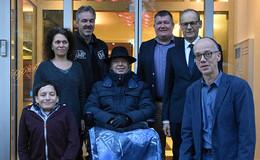 Mobile Rollstuhlrampe jetzt im Hotel Platzhirsch auszuleihen