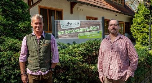 Wirtshaus Michelsrombacher Wald eröffnet am 1. Mai mit neuem Konzept