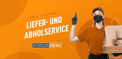 Jetzt Liefer- und Abholservice bewerben auf OSTHESSEN|NEWS