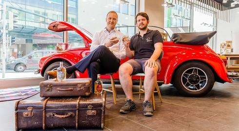 Handwerk und Lifestyle: Pop-up Store von Schlitzer Destillerie und Werk9