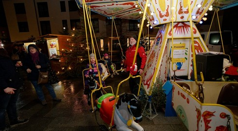 Drei Tage festliches Treiben - Kinderaktionen, Fotoshooting + Weihnachtswette