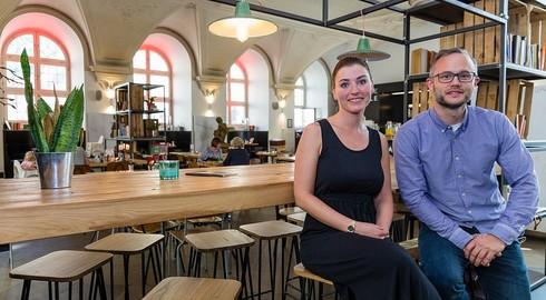 Retro-Konzept: German Brand Award für Alte Schule am Jesuitenplatz