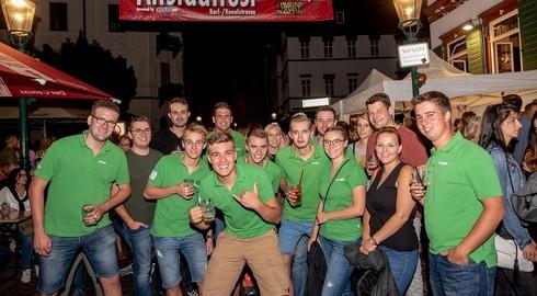 NEU: Mambo Kingx rocken Fuldaer Altstadt-Fest - 98 BILDER von Martin Engel