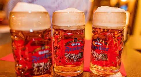 70.000 Liter Will-Festbier sind bereit für die Oktoberfest-Saison