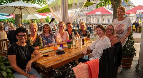 Eine schöne Zeit mit Freunden: Genuss-Wochen wieder gut besucht